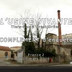 France 2 A Rediffusé Le Reportage Sur L'Usine Vivante Où Se Trouvent Les Bureaux De DROMOLIB