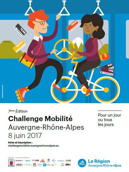 Bilan Challenge Mobilité 2017, la vidéo