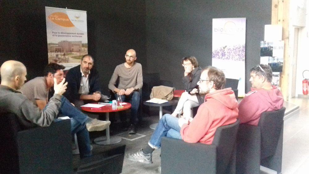 Forum Professionnel Ecomobilité jeudi 14 décembre 2017