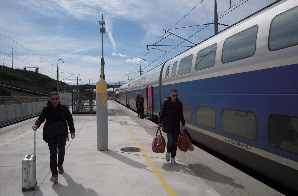 Que voulons-nous pour nos lignes de train ? RDV mardi 9 octobre pour en parler