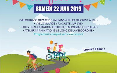 La vélodrôme en Fête : samedi 22 juin 2019