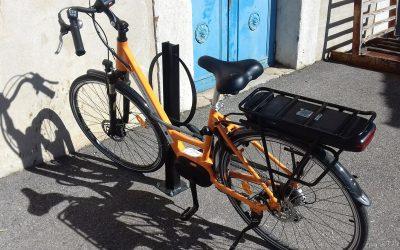 Testez un vélo électrique pendant l'été !