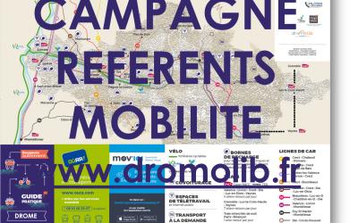 Campagne référents mobilité : c'est parti !