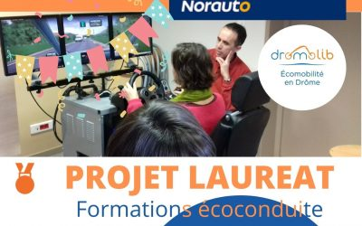 Merci à la fondation Norauto !