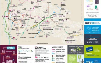 Se déplacer en Sud Drôme