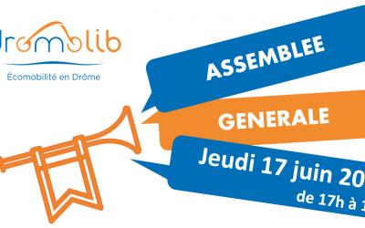 Assemblée générale – jeudi 17 juin 2021 à 17h – Visioconférence