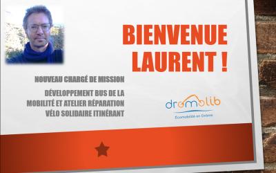 Bienvenue à Laurent